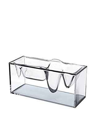 Lexon Liquid Station Desktop Organizer, Translucent