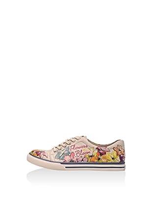 DOGO Sneaker Flowers Bloom