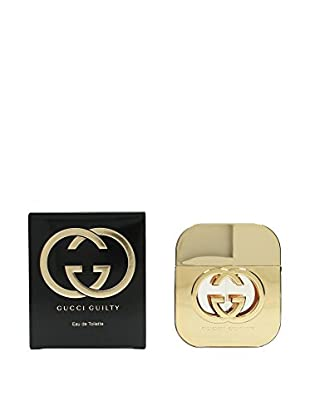 GUCCI Eau de Toilette Damen Guilty 50 ml, Preis/100 ml: 87.9 EUR