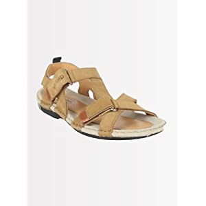 Woodland Men Casual Camel 0048105 Sandals