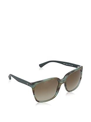 EMPORIO ARMANI Occhiali da sole 4049 (56 mm) Verde