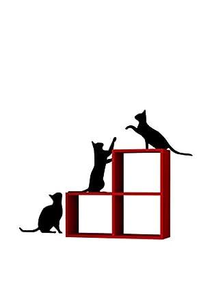 Mobito Design Wandregal Cats