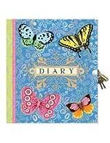 Beautiful Locked Diary