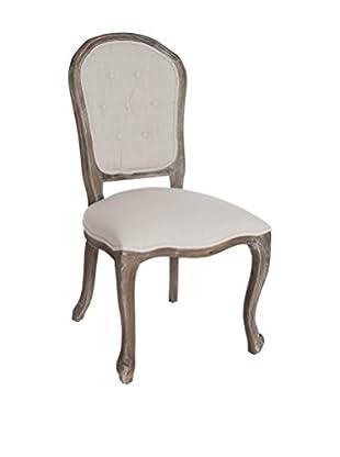 J-LINE Stuhl beige