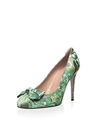 RED Valentino Women's Patterned Dress Pump