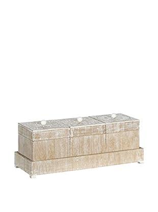 NORDIC & CO Aufbewahrungsbox 3er Set