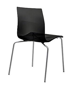Domitalia Gel B Chair, Black