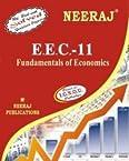EEC11-Foundamentals of Economics (IGNOU help book for EEC-11 in English Medium)