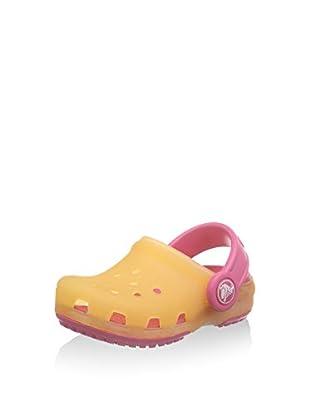 Crocs Zuecos Translucent