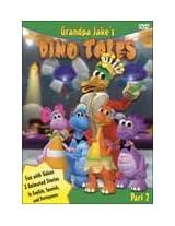 GRANDPA JAKE DINO TALES DVD #2