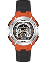 Jacques Lemans Alpha Saphir 285E Analogue-Digital Watch - For Men