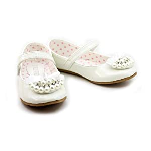 Ballerina Shoes-White