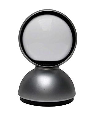 Artemide Tischlampe Eclisse metallic Ø 12 H 18 cm