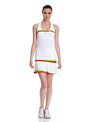 Naffta Vestido Tenis Pádel (Blanco)