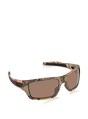 OAKLEY Gafas de Sol Turbine (65 mm) Madera / Multicolor