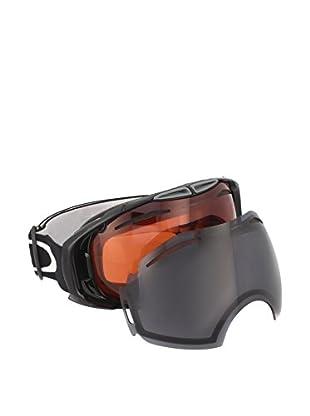 OAKLEY Skibrille MOD./7037 schwarz