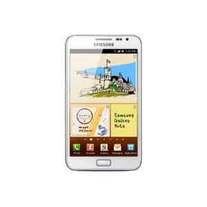 Samsung Galaxy Note | Caramic White