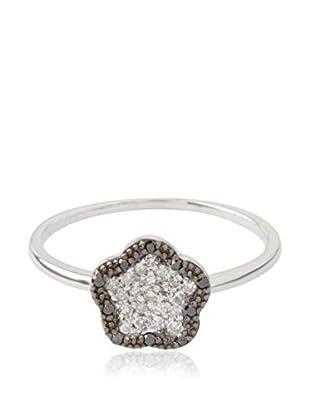 PARIS VENDÔME Anillo Petite Fleur Diamants