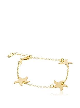 ALBA CAPRI Armband Tazia vergoldetes Silber 925