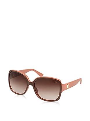 Tous Sonnenbrille 796-5707Uk (57 mm) braun/rosa