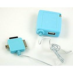 おうちでDSPod CDMA iPhone対応充電器 AC充電 空色(ブルー) SG-123 bigstar