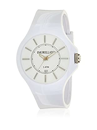 Morellato Reloj de cuarzo Unisex Colours Blanco 42 mm