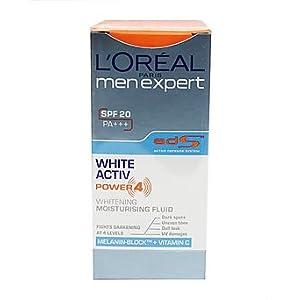L'Oreal White Moisturising Fluid for Men
