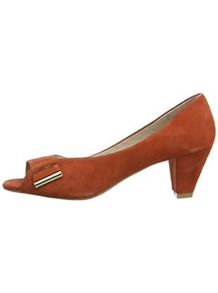 Lotus Zapatos peep toe