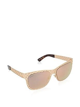 GUCCI Occhiali da sole 4266/ S 0J DDB (55 mm) Dorato