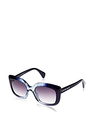 Alexander McQueen Gafas de Sol AMQ4235/S (53 mm) Azul
