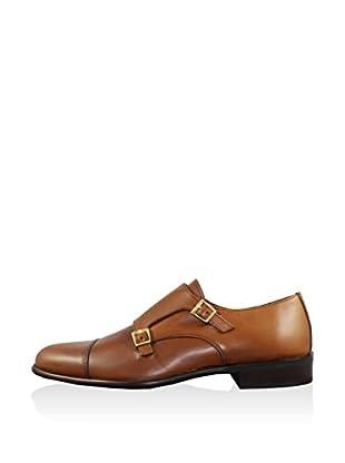 Repitte Zapatos Monkstrap Pala pespuntes