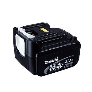 【クリックでお店のこの商品のページへ】【保証付】マキタ 14.4Vバッテリー BL1430 1個(純正品・日本製)
