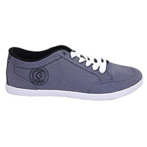 Globalite Grey Men Casual Shoes GSC0313