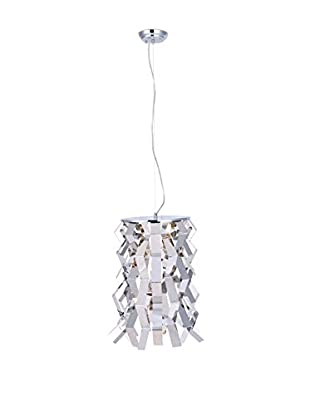 Zuo Fission Ceiling Lamp, Chrome