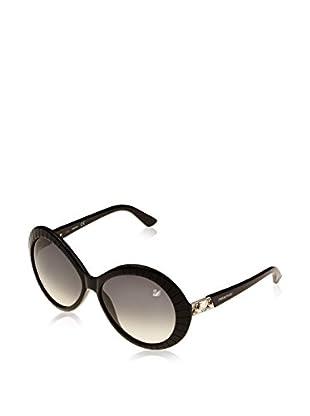 Swarovski Gafas de Sol 664689604524 (60 mm) Negro