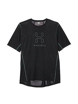 Haglöfs Camiseta Manga Corta Intense Logo