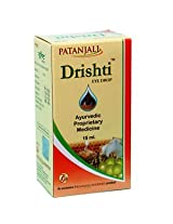 Patanjali Drishti Eye Drop - 15 ml