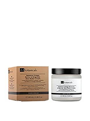 DR BOTANICALS Crema Corporal Japanese Orange Revive & Invigorate Shea Butter 100 ml