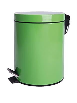Mülleimer 12 L grün