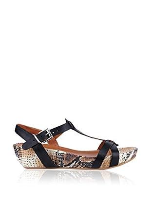 GINO ROSSI Keil Sandalette Dn360M