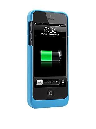 Funda Con Batería 2200Mah iPhone 5 / 5S / 5C Azul