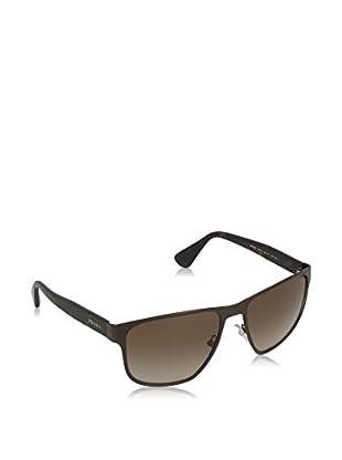 Prada Gafas de Sol 55SS LAH1X1 (55 mm) Marrón