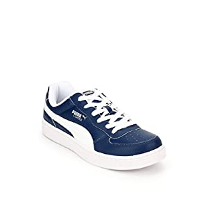 Puma Blue Men's Synthetic Sneakers