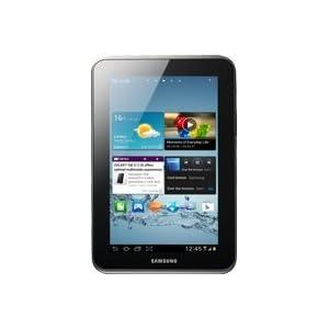 Samsung Galaxy Tab 2-P3110 Titanium Silver - Tablets
