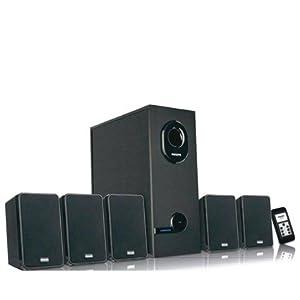 Philips DSP 2600 5.1 Multimedia Speakers