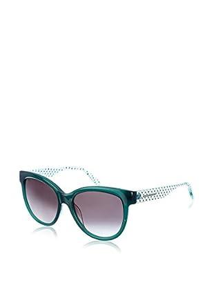 Karl Lagerfeld Sonnenbrille KL907S-104 (55 mm) khaki/kristall