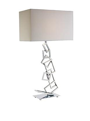 Artistic Lighting Warren Table Lamp, Chrome
