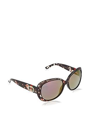 GUCCI Sonnenbrille 3644/S E2 2Z6 (56 mm) braun