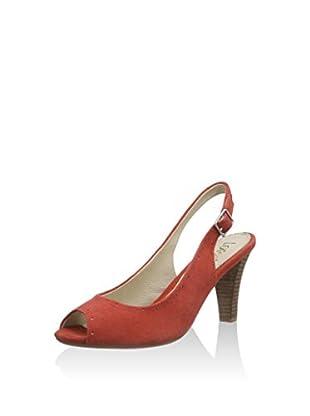 Lotus Zapatos de talón abierto