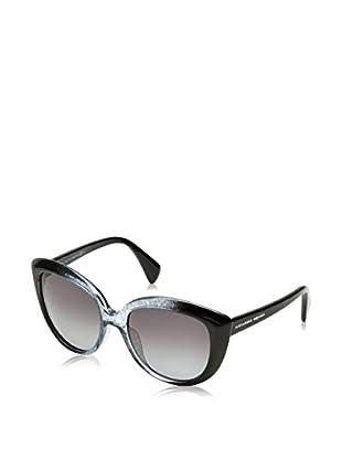 Alexander McQueen Gafas de Sol AMQ4234/S (55 mm) Gris